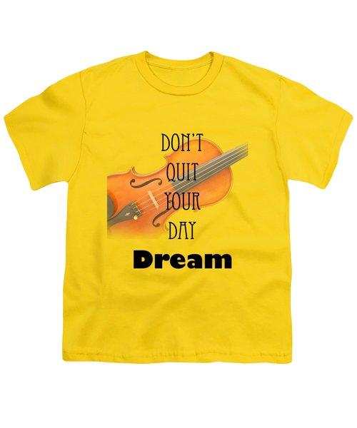 Violin Viola Fine Art Photographs Art Prints 5011.02 Youth T-Shirt