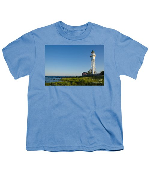 Baltic Sea Lighthouse Youth T-Shirt