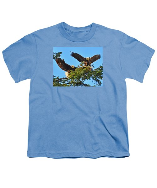 Double Landing Youth T-Shirt