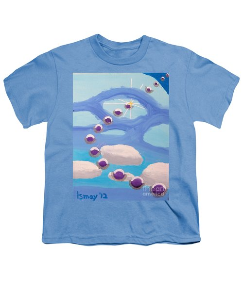 Finding Personal Peace Youth T-Shirt by Rod Ismay