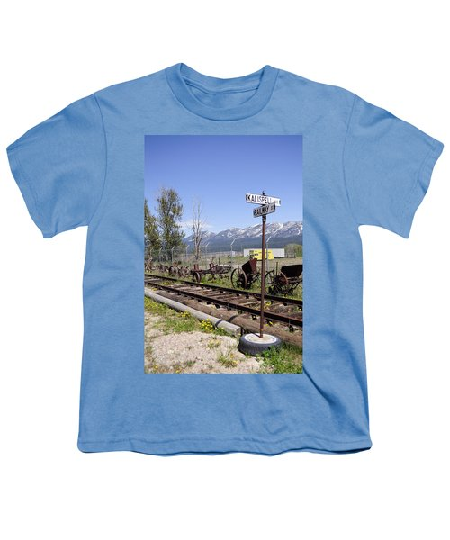 Kalispell Crossing Youth T-Shirt
