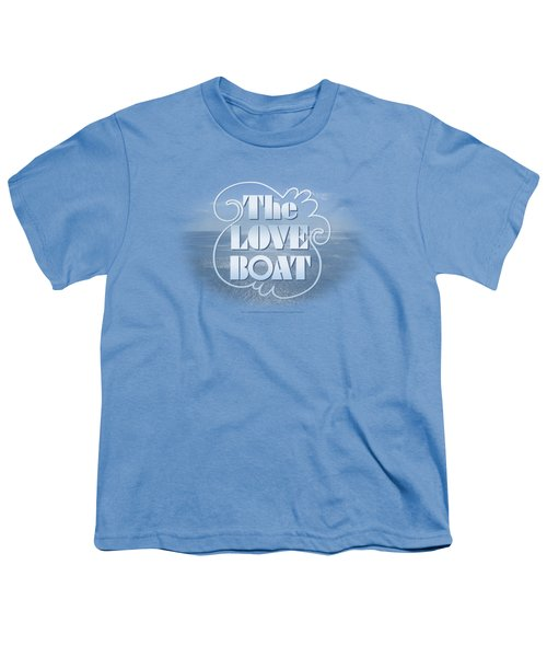 Love Boat - The Love Boat Youth T-Shirt