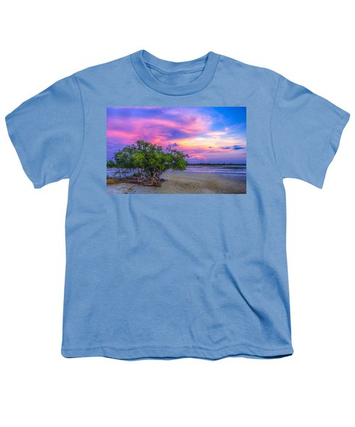 Mangrove By The Bay Youth T-Shirt
