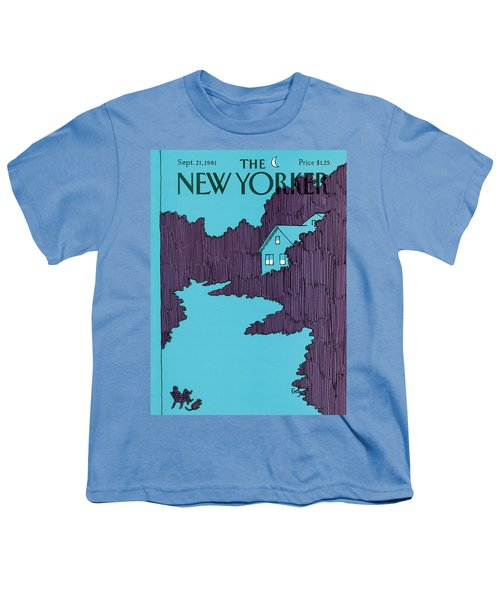 New Yorker September 21st, 1981 Youth T-Shirt