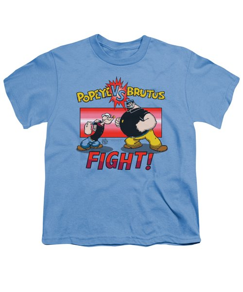 Popeye - Flight Youth T-Shirt by Brand A