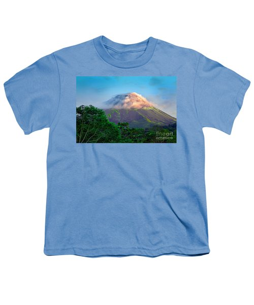 Youth T-Shirt featuring the photograph Sleeping Giant by Gary Keesler