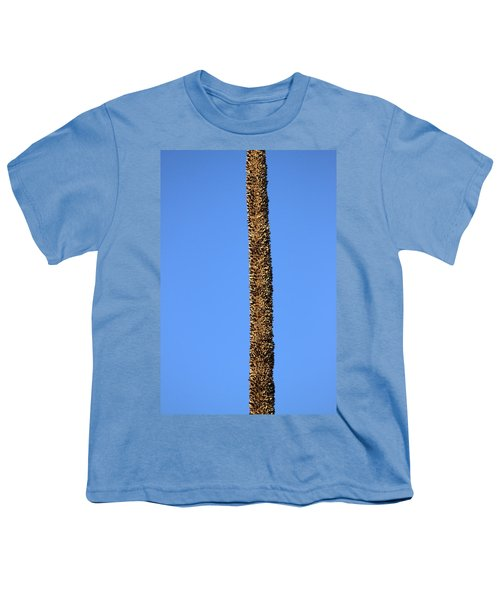 Youth T-Shirt featuring the photograph Standing Alone by Miroslava Jurcik