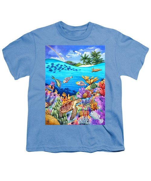 Under The Rainbow Youth T-Shirt