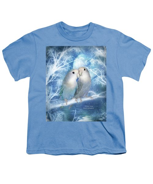 Winter Love Youth T-Shirt