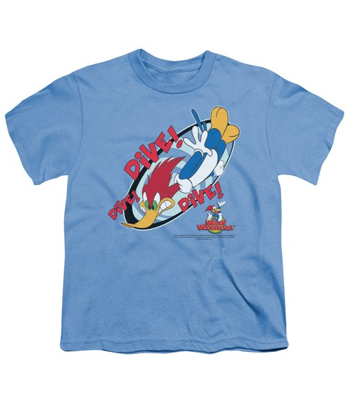 Woody Woodpecker - Dive Youth T-Shirt
