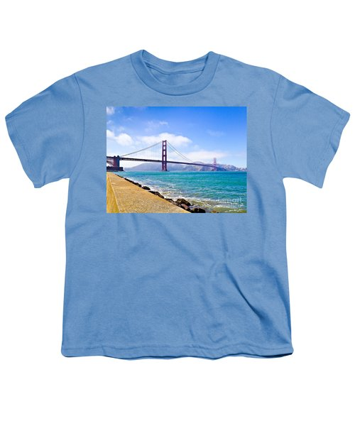 75 Years - Golden Gate - San Francisco Youth T-Shirt