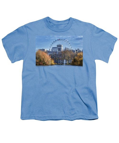 Eyeing The View Youth T-Shirt