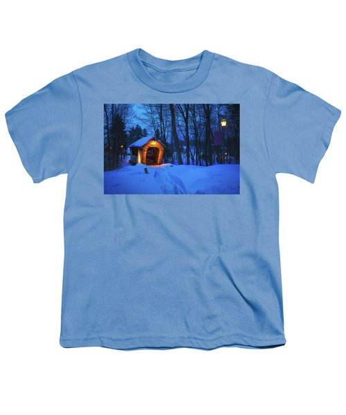 Tannery Hill Bridge Youth T-Shirt