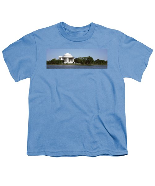 Jefferson Memorial, Washington Dc Youth T-Shirt