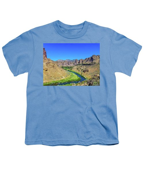 A River Runs Through Youth T-Shirt