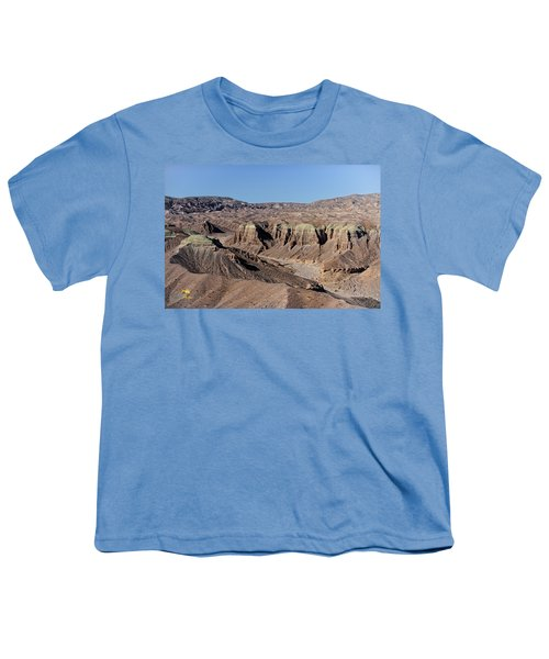 Youth T-Shirt featuring the photograph Afton Canyon by Jim Thompson