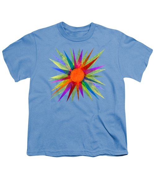 All The Colors In The Sun Youth T-Shirt