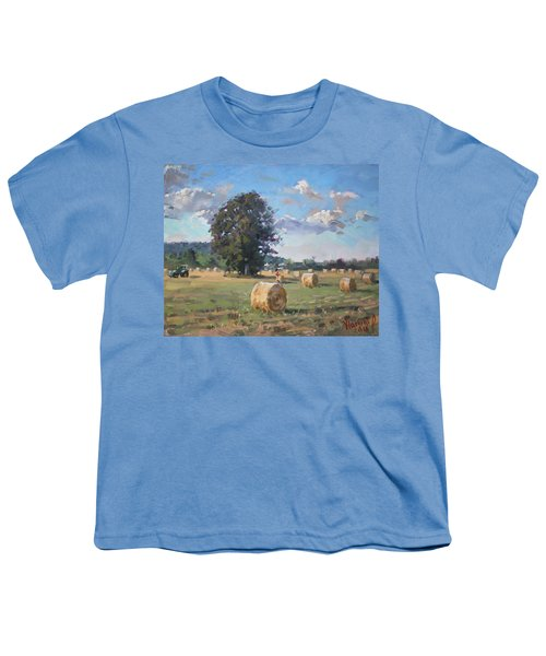 At Cathy's Farm Georgetown Youth T-Shirt