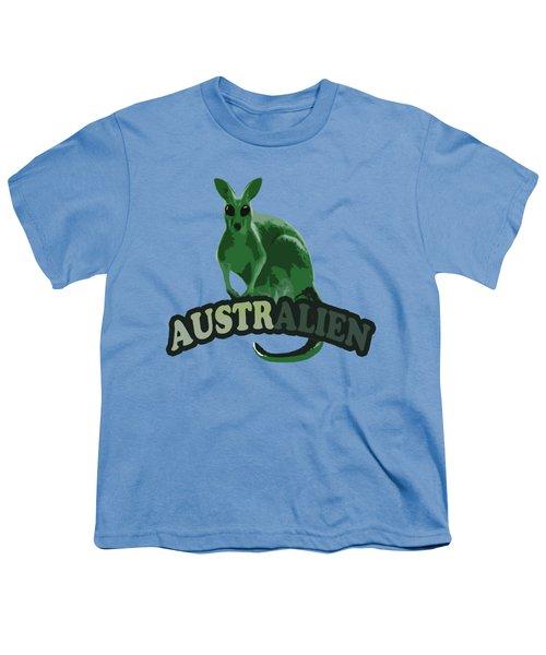 Australian Youth T-Shirt by Voldemaras Lemon