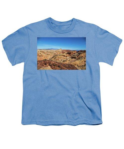 Barren Desert Youth T-Shirt