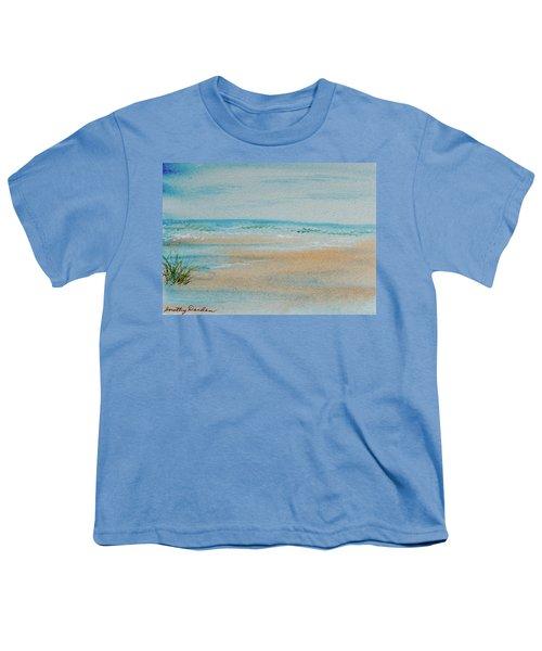 Beach At High Tide Youth T-Shirt