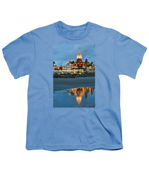 Beach Lights Youth T-Shirt