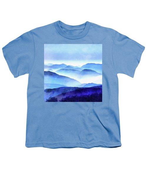 Blue Ridge Mountains Youth T-Shirt