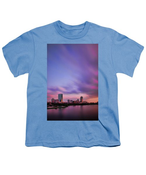 Boston Afterglow Youth T-Shirt