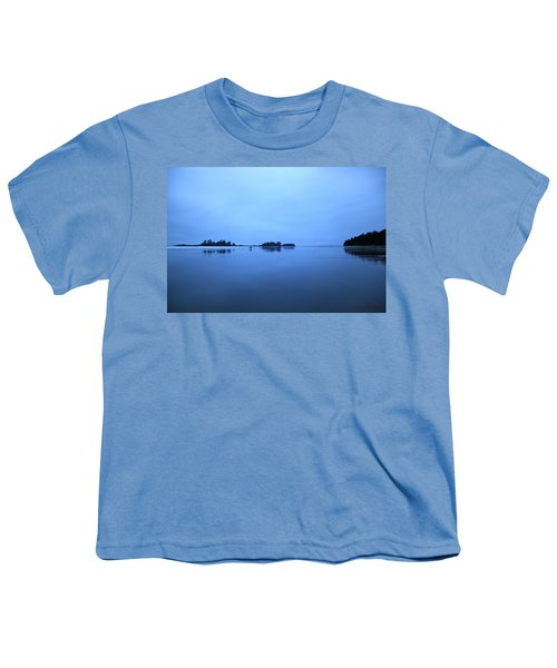 Chesterman Spatial Blues Youth T-Shirt