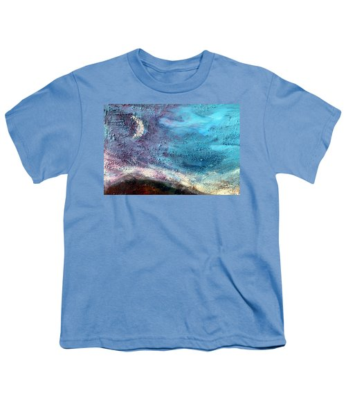Clay Moon Youth T-Shirt by Winsome Gunning
