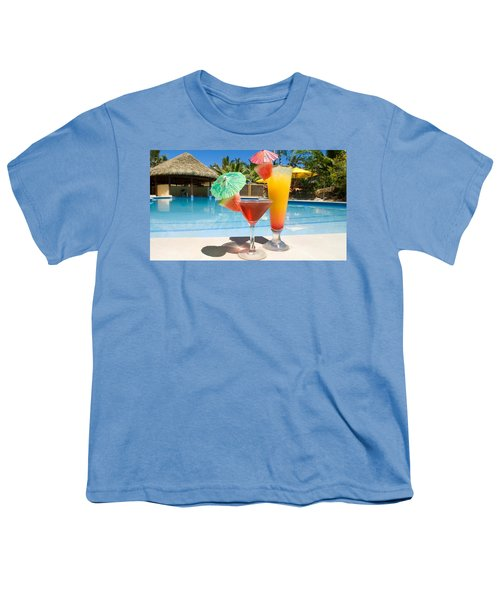 Cocktail Youth T-Shirt