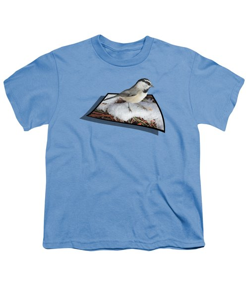 Cold Feet Youth T-Shirt by Shane Bechler