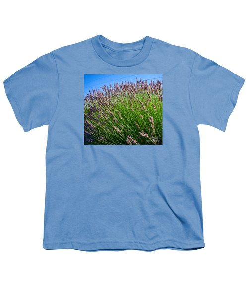 Country Lavender I  Youth T-Shirt