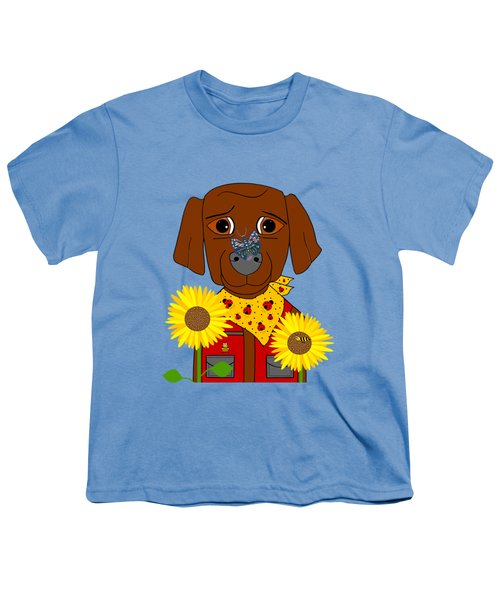 Dog Nature Lover Youth T-Shirt