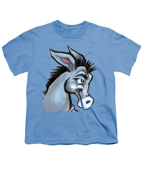 Donkey Youth T-Shirt by Kevin Middleton