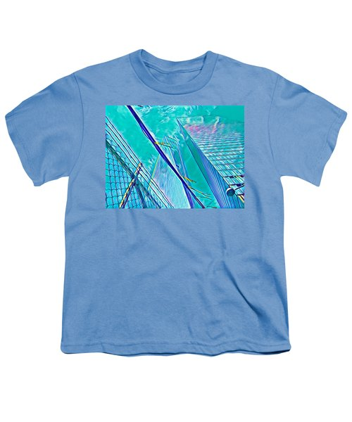Down By The Water Youth T-Shirt