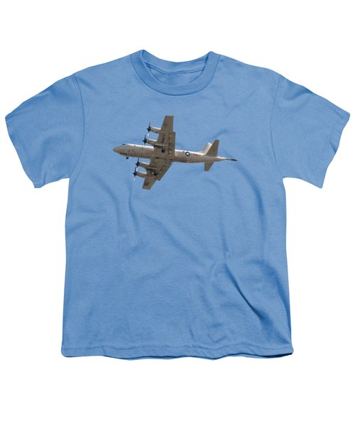 Fly Navy T-shirt Youth T-Shirt