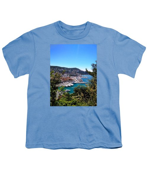 French Port Youth T-Shirt by Tiffany Marchbanks