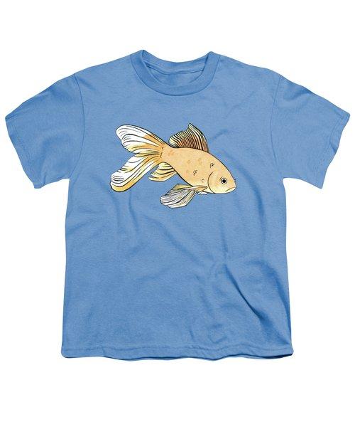 Glum Goldfish Youth T-Shirt