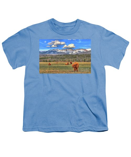 Highland Colorado Youth T-Shirt