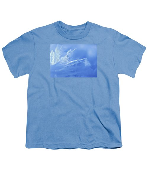Ice Crystals Youth T-Shirt