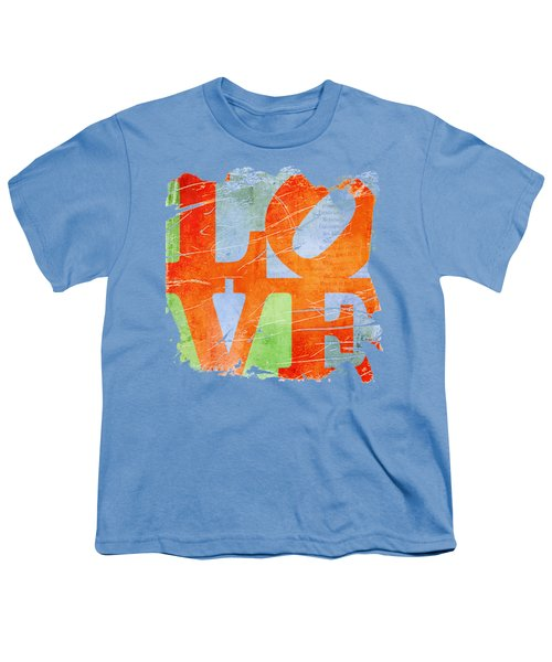 Iconic Love - Grunge Youth T-Shirt by Paulette B Wright