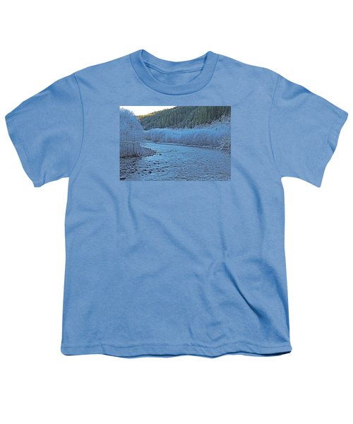 Icy River Youth T-Shirt