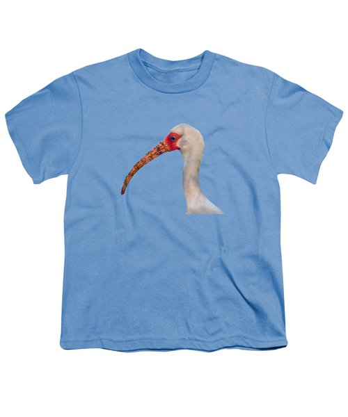 Intriguing Ibis .png Youth T-Shirt