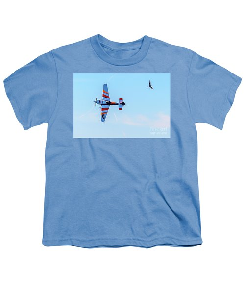 It's A Bird And A Plane, Red Bull Air Show, Rovinj, Croatia Youth T-Shirt