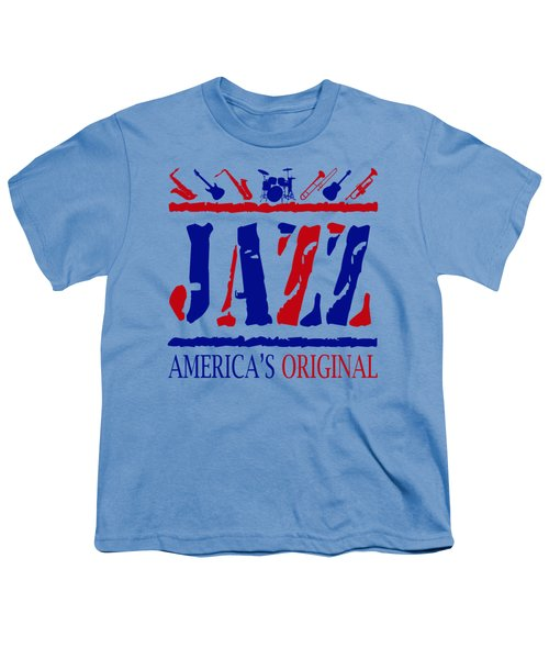 Jazz Americas Original Youth T-Shirt