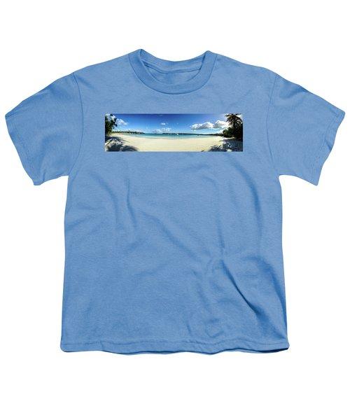 Kuto Bay Morning Pano Youth T-Shirt