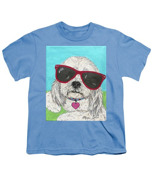 Laci With Shades Youth T-Shirt