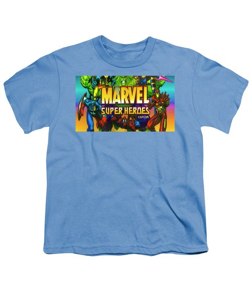 Marvel Super Heroes Youth T-Shirt