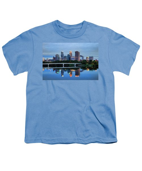 Minneapolis Reflections Youth T-Shirt